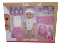 Dolls World speelset Baby Tinkles-Vooraanzicht