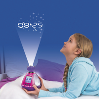 VTech radio-réveil avec projection Kidi Magic Color Show NL-Image 1