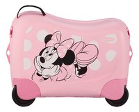 Samsonite harde reistrolley Dream Rider Disney Minny Glitter 50 cm-Vooraanzicht