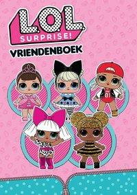 L.O.L. Surprise! Vriendenboek-Vooraanzicht