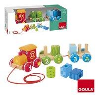 Goula jouet à tirer 1-2-3 train-Détail de l'article