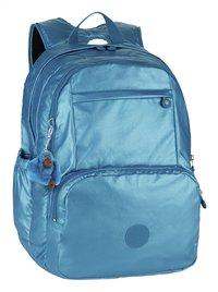Kipling sac à dos Hahnee Metallic Blue-Avant