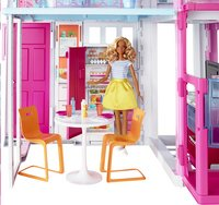 Barbie poppenhuis Malibu Townhouse-Afbeelding 4