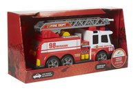 DreamLand brandweerwagen-Vooraanzicht