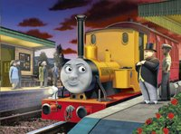 Ravensburger puzzel 4-in-1 Thomas & Friends-Vooraanzicht