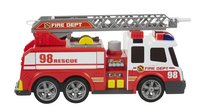 DreamLand camion de pompier-commercieel beeld