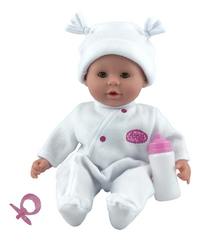 Dolls World poupée souple Little Treasure blanc