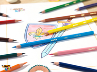 Bic My colouring basket - 120 pièces-Image 1