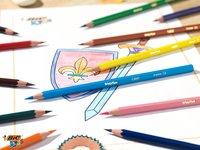 Bic My colouring basket - 120 stuks-Afbeelding 1