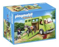 Playmobil Country 6928 Cavalier avec van et cheval