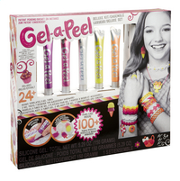 Gel-a-Peel Deluxe kit-Linkerzijde