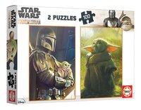 Educa Borras puzzel 2-in-1 Disney Star Wars The Mandalorian-Linkerzijde