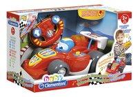 Clementoni voiture de course parlante infrarouge-Avant