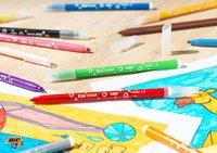 Bic My colouring basket - 120 stuks-Afbeelding 2