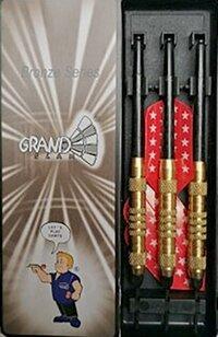 Dartspijltje Brass Bronze Series - 3 stuks-Artikeldetail