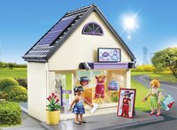 PLAYMOBIL City Life 70017 Boutique de mode-Image 1