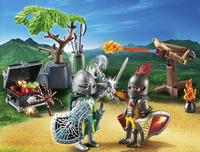 PLAYMOBIL 70036 StarterPack Duel de Chevaliers-Image 1