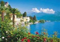 Ravensburger puzzel Lago Maggiore-Vooraanzicht