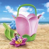 PLAYMOBIL Sand 70065 Seau floral-Image 1