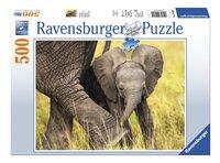 Ravensburger puzzle Éléphanteau
