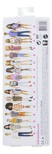 Barbie mannequinpop Fashionistas Original 107 - Malibu Camo-Achteraanzicht