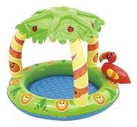 Bestway opblaasbaar kinderzwembad Friendly Jungle-Vooraanzicht