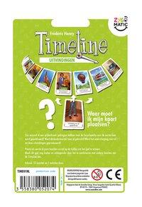 TimeLine Uitvindingen-Achteraanzicht