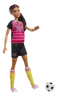 Barbie mannequinpop Careers Voetballer-Artikeldetail