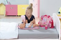 BABY born sac à langer pour poupées avec accessoires-Image 1