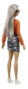 Barbie poupée mannequin  Fashionistas Original 107 - Malibu Camo-Arrière