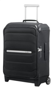 Samsonite zachte reistrolley Flux Soft Upright Black 55 cm-Rechterzijde