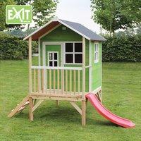EXIT maisonnette en bois Loft 300 vert-Image 3