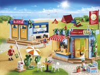 PLAYMOBIL Family Fun 70087 Grand camping-Image 1
