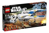 LEGO Star Wars 75155 Rebel U-Wing Fighter-Vooraanzicht