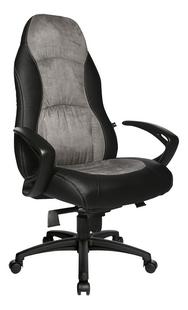Topstar bureaustoel Speed Chair zwart/grijs-Linkerzijde