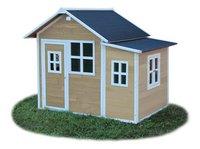EXIT houten speelhuisje Loft 150 naturel-Rechterzijde