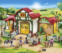 PLAYMOBIL Country 6926 Club d'équitation-Image 1