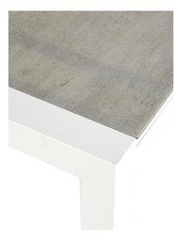 Ocean verlengbare tuintafel Lissabon wit L 220 x B 106.4 cm-Artikeldetail
