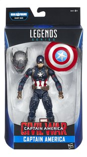 Figurine Captain America : Civil War Legends Series Captain America