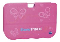 VTech housse de protection/support 2 en 1 Storio MAX rose-Avant