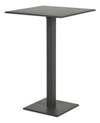 Ocean table de bar haute Ostia L 70 x Lg 70 cm-Avant