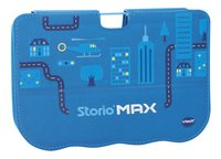 VTech housse de protection/support 2 en 1 Storio MAX bleu-Avant