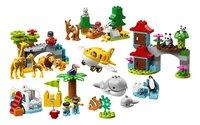 LEGO DUPLO 10907 Les animaux du monde-Avant