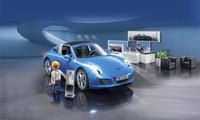 Playmobil Sports & Action 5991 Porsche 911 Targa 4S-Image 1