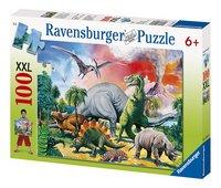 Ravensburger puzzle Entre dinosaures