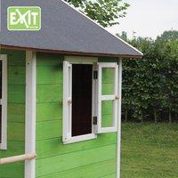 EXIT maisonnette en bois Loft 500 vert-Détail de l'article