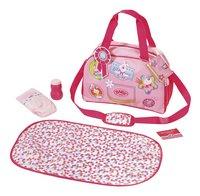 BABY born sac à langer pour poupées avec accessoires
