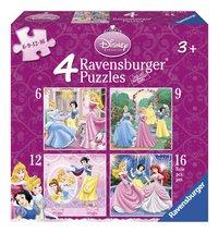 Ravensburger puzzle évolutif 4 en 1 Disney Princess