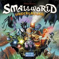 Small World uitbreiding: Underground