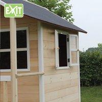 EXIT houten speelhuisje Loft 500 naturel-Artikeldetail